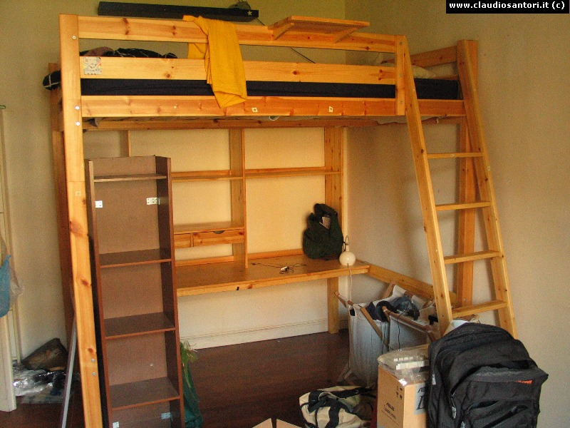 extra long twin loft bed designs | Discover Woodworking Projects